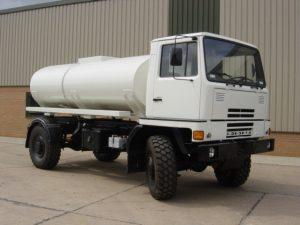 11528 - Bedford TM 4x4 Tanker Truck