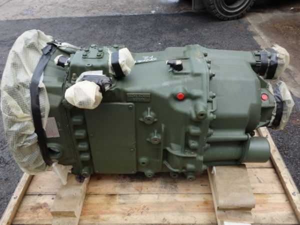 4025 - Reconditioned Volvo gearbox for FL12