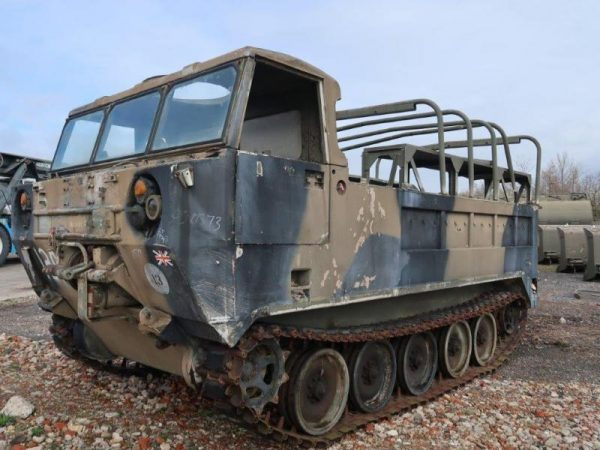 1051 - M548 Tracked Carriers