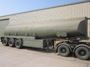Thompson 32,000 Litre Bulk Fuel Tanker Trailer