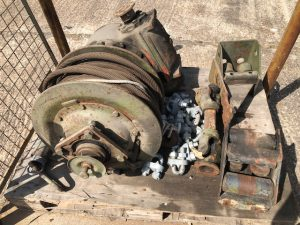 1055 - Sepson PTO shaft driven Winch