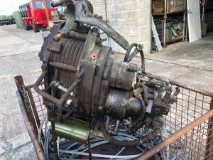 1056 - Rotzler TR 080/3-2183231001 Hydraulic winch