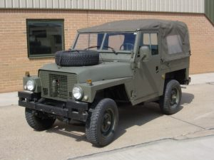 11518 - Land Rover Series III 88inch Lightweight