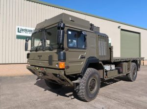 MAN HX60 18.330 4×4 (Unused) Flat Bed Cargo Trucks
