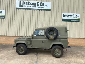 Land Rover Defender 90 Wolf LHD Hard Top